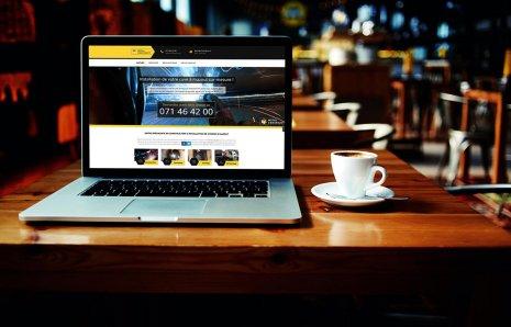 Réalisation site internet & gestion publicité Google Ads